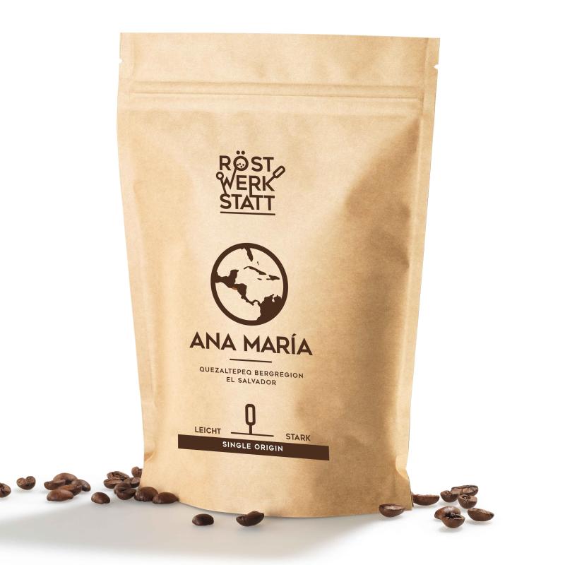 Kaffeeröstung ANA MARÍA