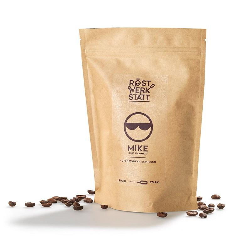 Kaffeeröstung MIKE