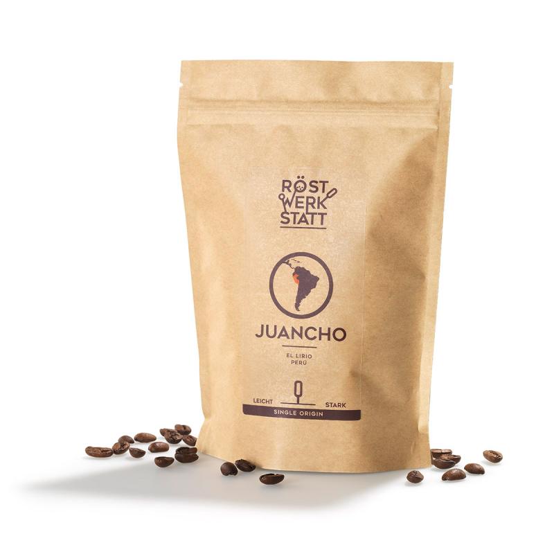 Kaffeeröstung JUANCHO