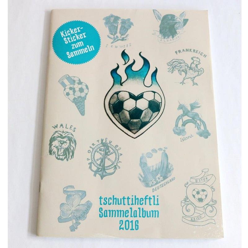 Tschutti EM2016 Album