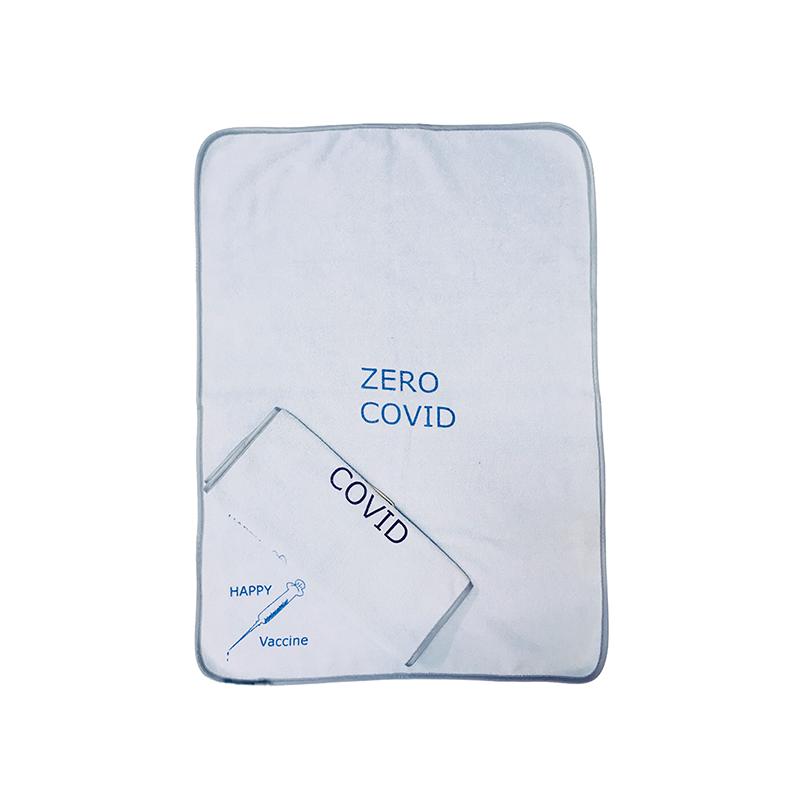 Handtuch ZERO COVID groß