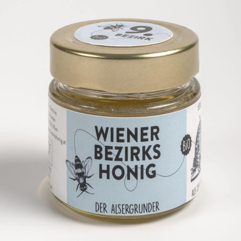 Der ALSERGRUNDER Honig