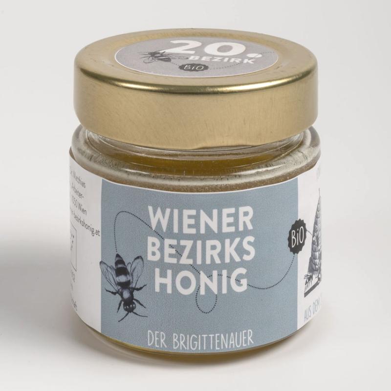 Der BRIGITTENAUER Honig