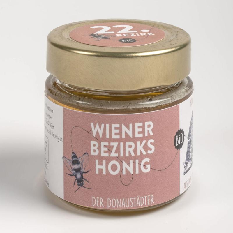 Der DONAUSTÄDTER Honig