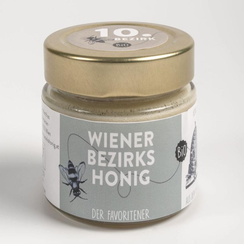 Der FAVORITENER Honig