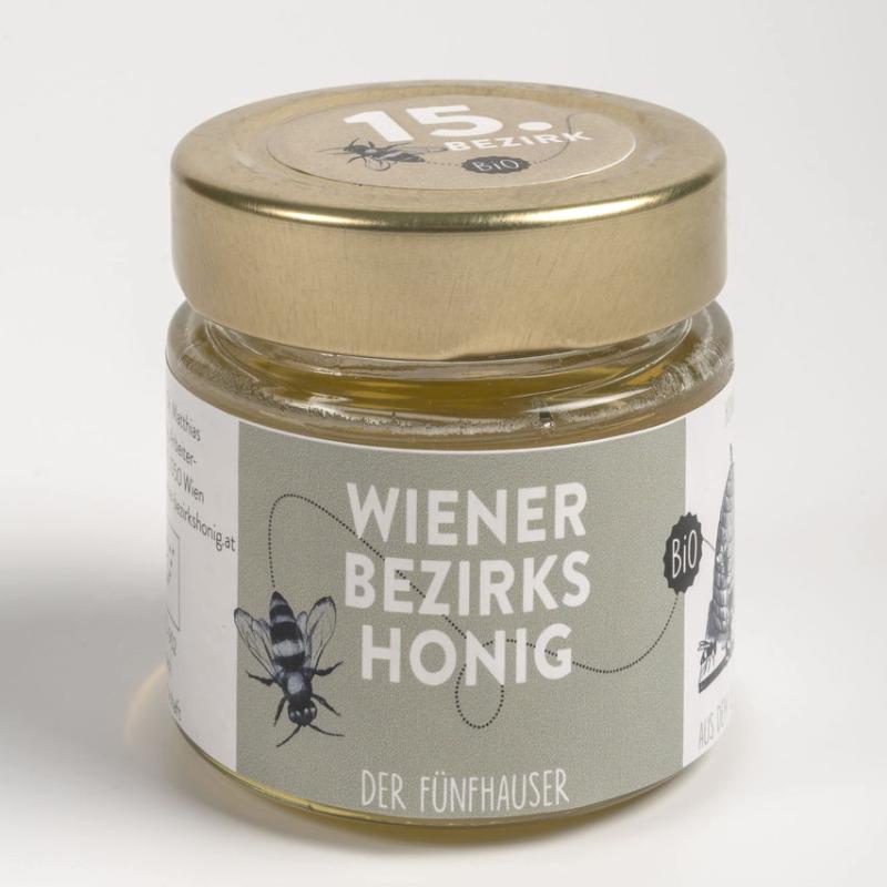 Der FÜNFHAUSER Honig