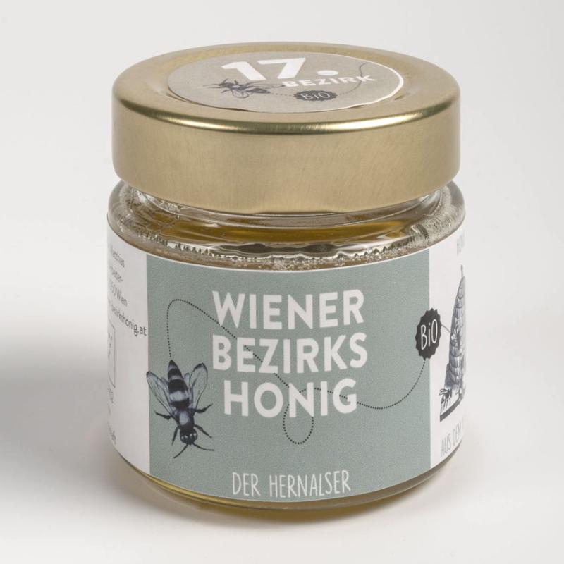Der HERNALSER Honig