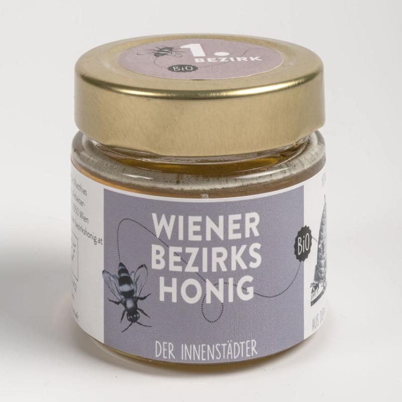 Der INNENSTÄDTER Honig