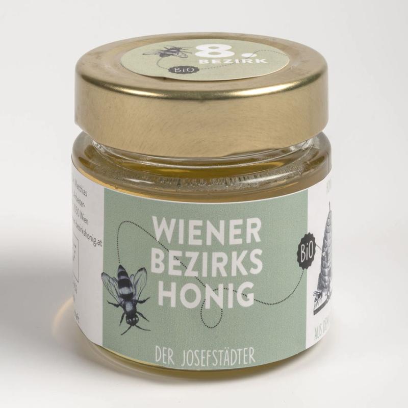 Der JOSEFSTÄDTER Honig