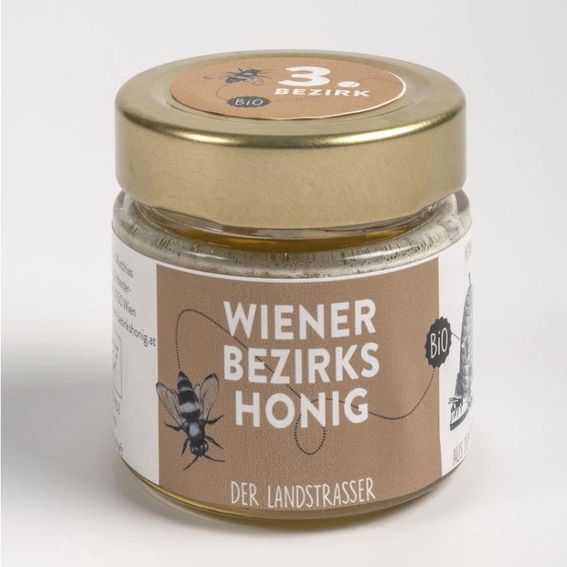 Der LANDSTRASSER Honig