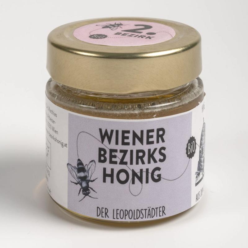 Der LEOPOLDSTÄDTER Honig
