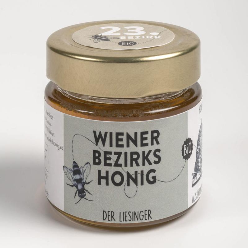Der LIESINGER Honig
