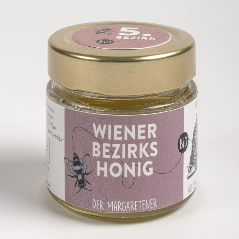 Der MARGARETENER Honig