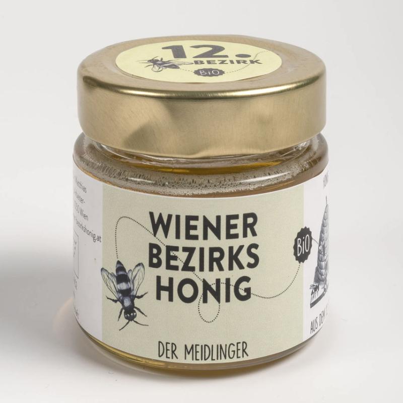 Der MEIDLINGER Honig