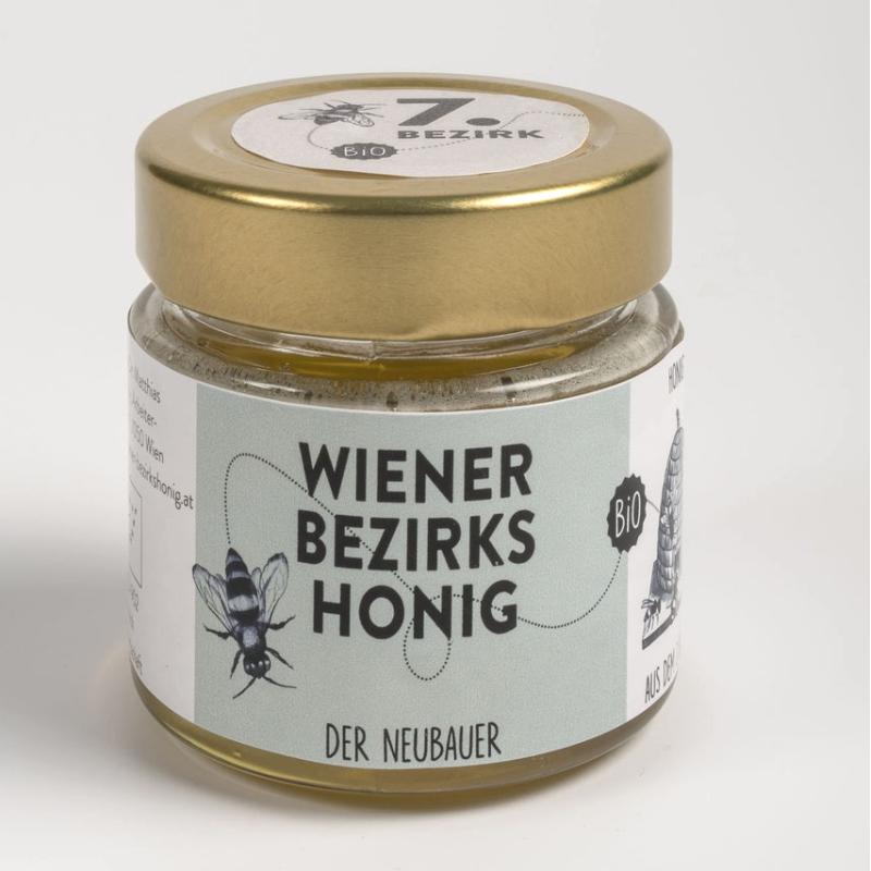 Der NEUBAUER Honig