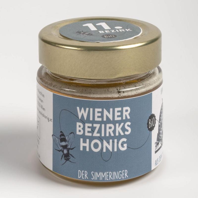 Der SIMMERINGER Honig