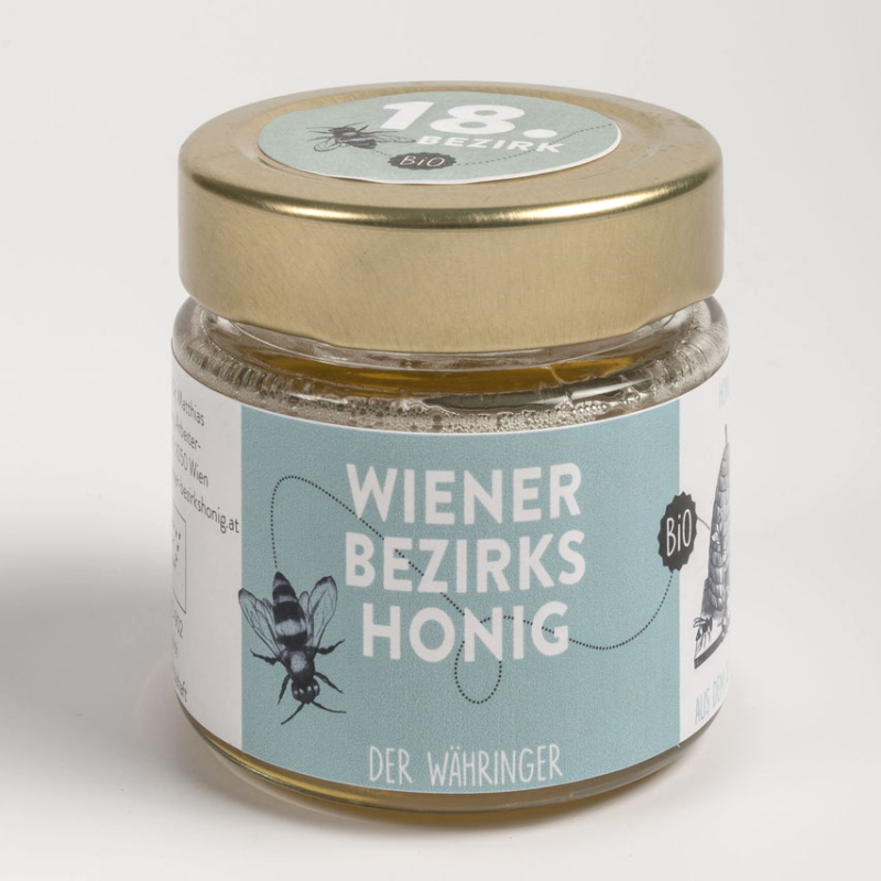Der WÄHRINGER Honig