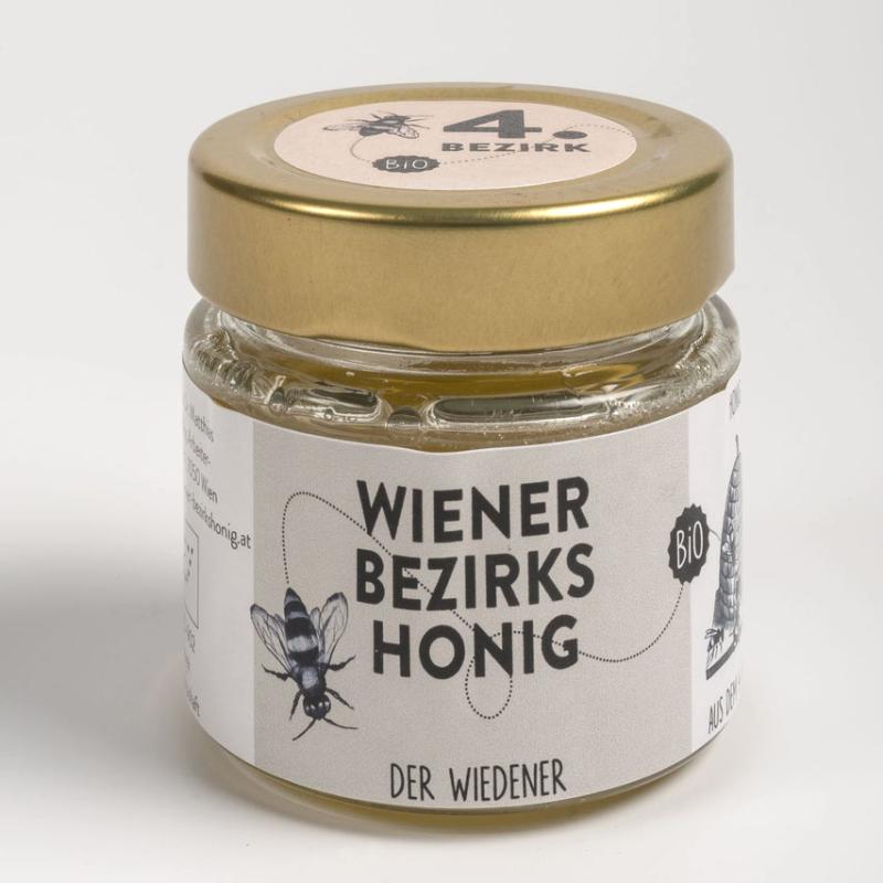 Der WIEDENER Honig