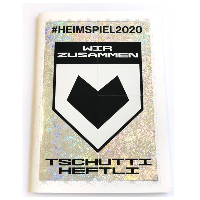 Tschutti HEIMSPIEL2020 Sticker